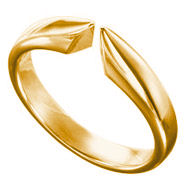 3mm Heavy Gold Ring Shank