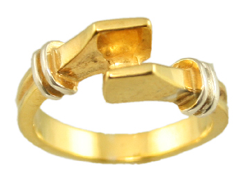 4.0mm Rd Two Tone Ring Mounting