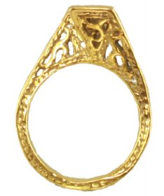 6.0 mm Decorative Design Ring Mounting